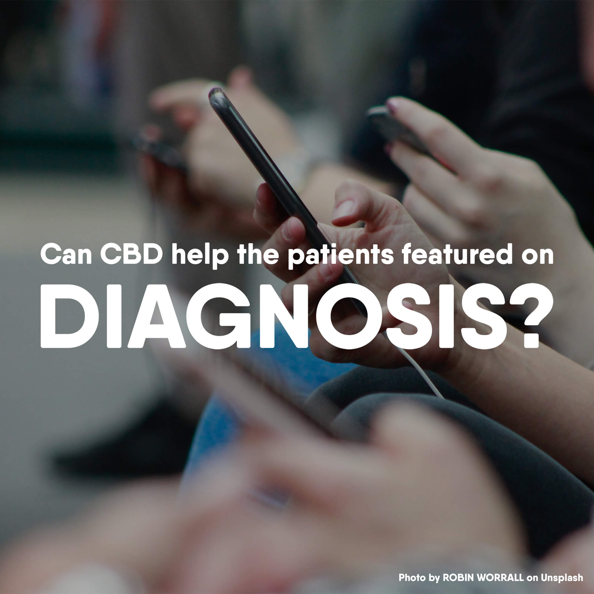 Can CBD Help Angel with CPT2 from S1E1 of Diagnosis on Netflix?